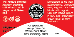 Pint 16000mg Full Spectrum Tincture